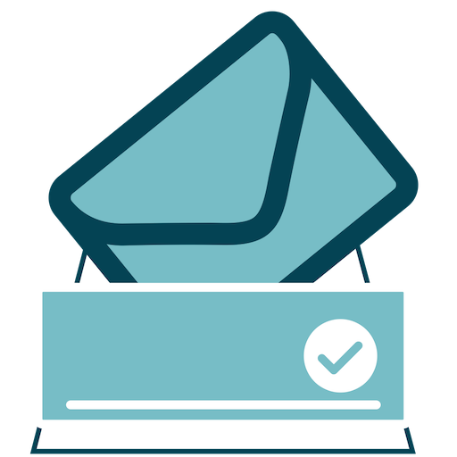 Mail Receipt icon