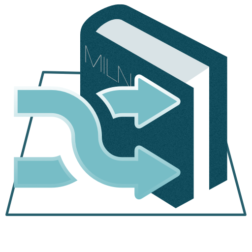 Miln Page Shuffle icon