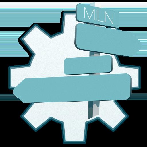 Miln Signpost icon